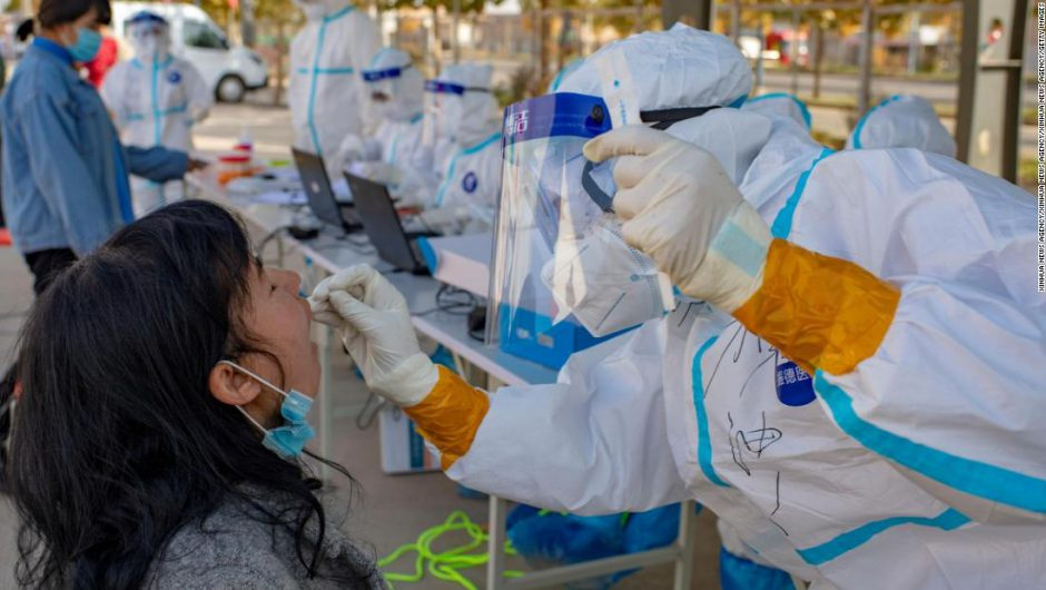 Xinjiang: China's most controlled region is facing the country's biggest coronavirus outbreak in months