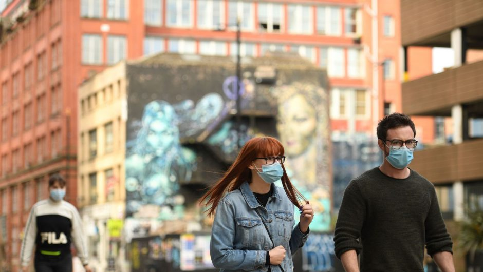 Coronavirus news live – latest UK updates: Andy Burnham responds to Manchester's midday deadline on Tier 3 lockdown   UK News