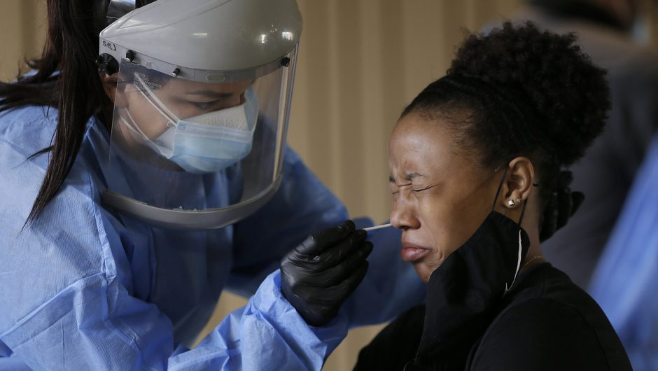 Coronavirus deaths are rising again in the US, as feared