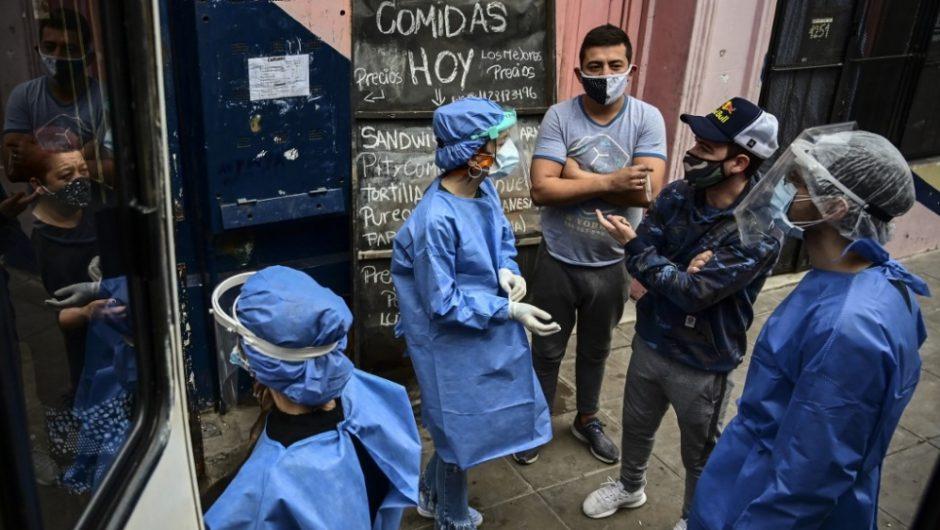 Argentina passes 1 million cases as COVID-19 hits Latin America | Latin America