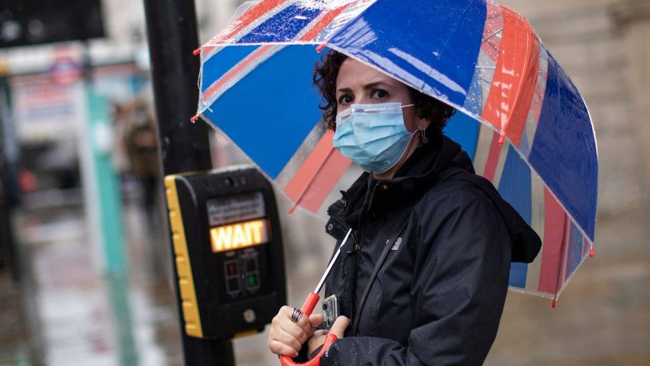 London will go back into coronavirus lockdown from midnight Friday, with indoor household mixing banned