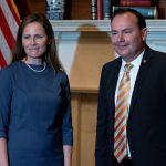 Amid rush to confirm Barrett to court, a key Republican senator tests positive for COVID-19