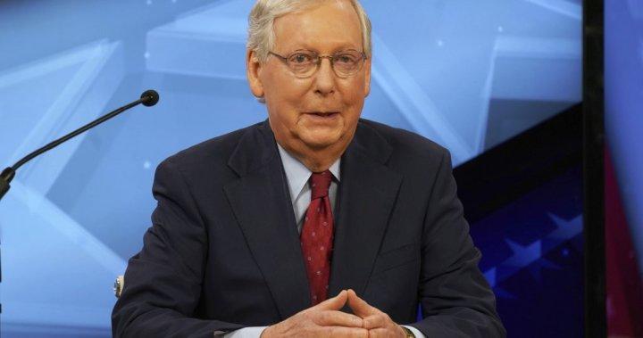 Mitch McConnell laughs off attacks on coronavirus response at Kentucky Senate debate – National