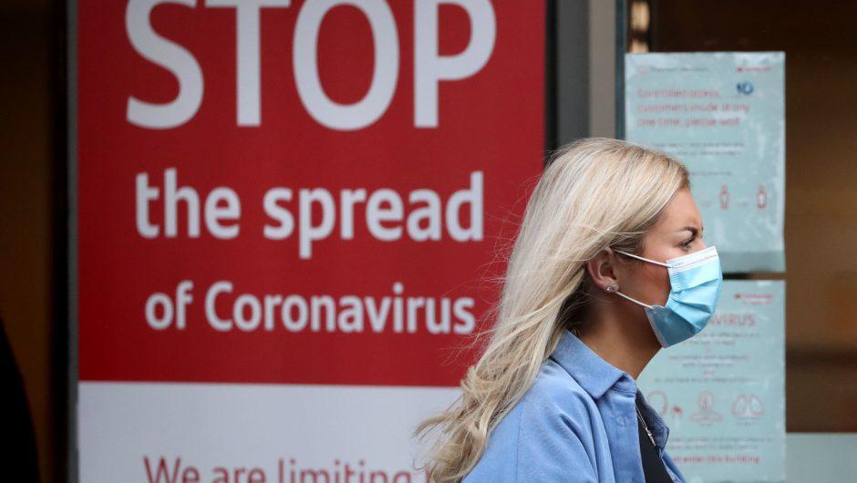 Coronavirus: Second wave could last until April in 'worst-case scenario', leaked document reveals