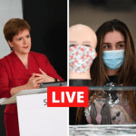 Nicola Sturgeon coronavirus briefing: Watch and follow all the updates on Covid-19 in Scotland