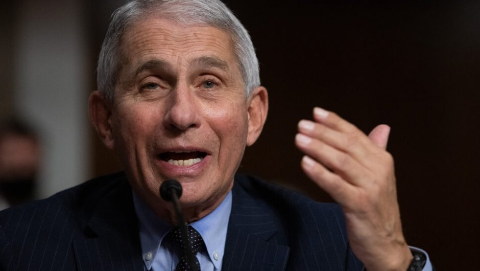 Covid-19 Live Updates: Fauci Calls Out Trump Campaign Ad That Used Him Without Permission