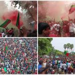 Where is Coronavirus? Mad scenes from streets of Kolkata after Mohun Bagan get I-League trophy