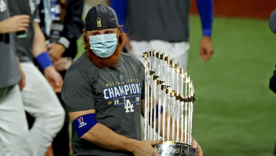 Justin Turner of Los Angeles Dodgers pulled from World Series after positive COVID-19 test