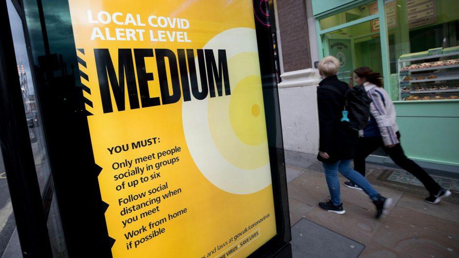 Coronavirus: Government to talk to Manchester, Lancashire and London MPs amid reports of tougher coronavirus tiers | UK News