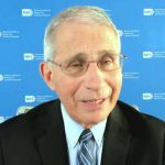 Anthony Fauci says working with Trump Administration on the coronavirus pandemic has been 'very stressful'