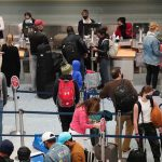 Thanksgiving could be a coronavirus disaster for the US as Americans pack airports and seek a comforting family tradition