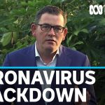 Andrews announces Victorian coronavirus taskforce to police social-distancing crackdown | ABC News