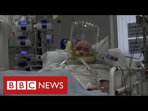 """Hospital frontline: NHS """"could be overwhelmed"""" by surge in Covid cases – BBC News"""
