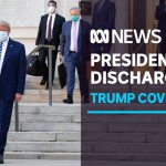 Trump leaves hospital after three nights being treated for COVID-19 | ABC News