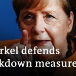 """I don't want us to have to sacrifice human life"" Angela Merkel press conference on renewed lockdown"