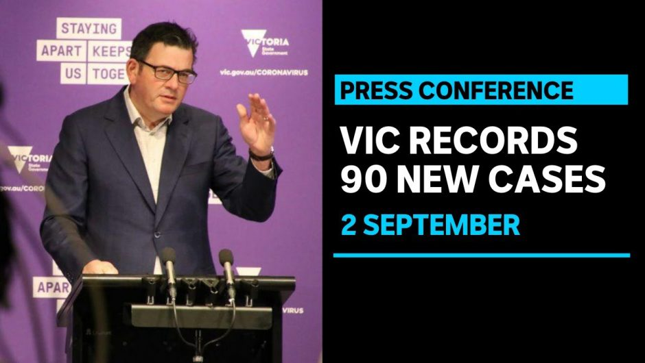 Victoria records 90 new coronavirus cases and six deaths, state of disaster extended | ABC News