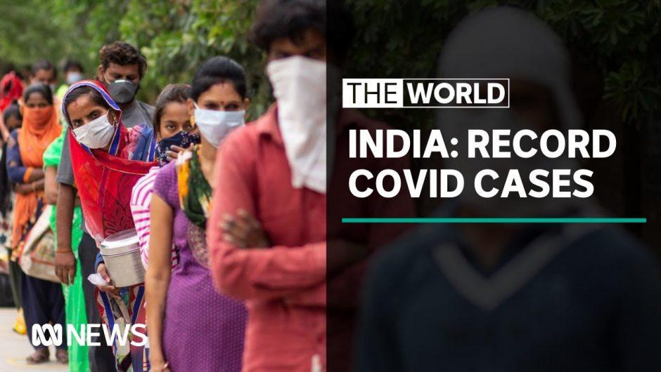 'Shocking' coronavirus numbers in India not unexpected | The World
