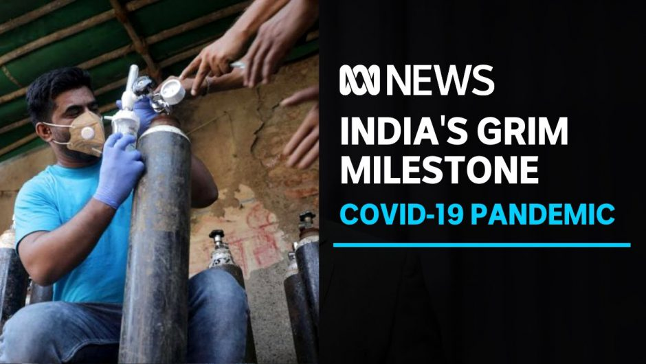 India has passed the grim milestone of 100 thousand COVID-19 deaths | ABC News