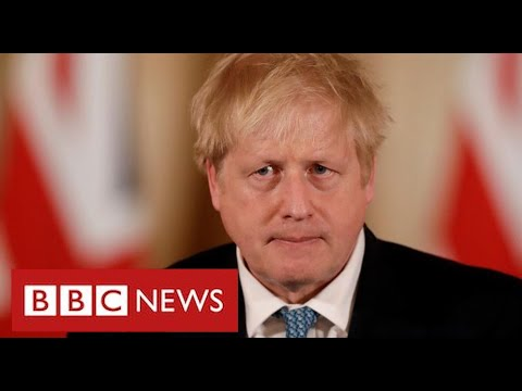 "Boris Johnson says ""light at end of tunnel"" as England lockdown begins – BBC News"