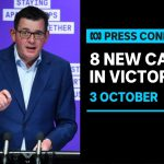 Victoria records eight new cases, three deaths from COVID-19 | ABC News
