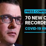 Victoria records 70 new coronavirus cases as death toll rises by 5 | ABC News