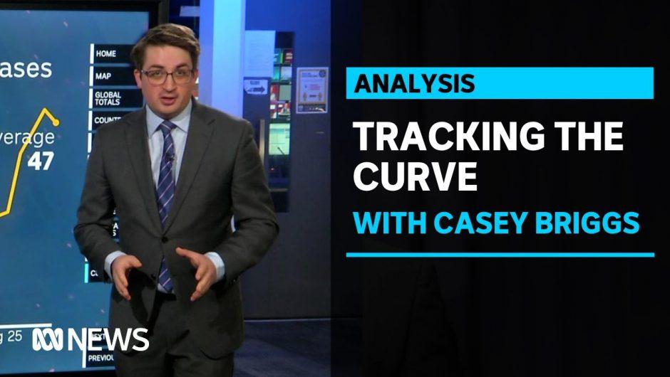 Casey Briggs on today's positive signs beneath Victoria's coronavirus numbers | ABC News