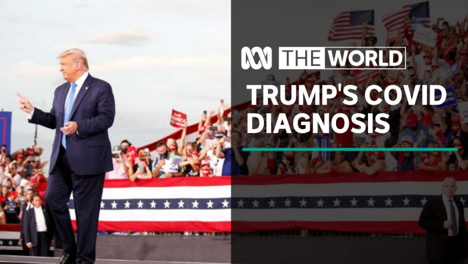 How will Donald Trump's COVID-19 diagnosis impact the US election? | The World
