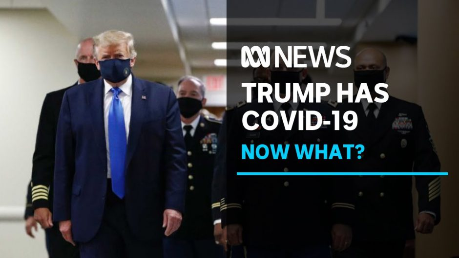 Donald Trump has COVID-19. How might it affect him? | ABC News