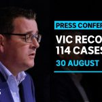 Victoria records 114 new coronavirus cases and 11 further deaths  | ABC News