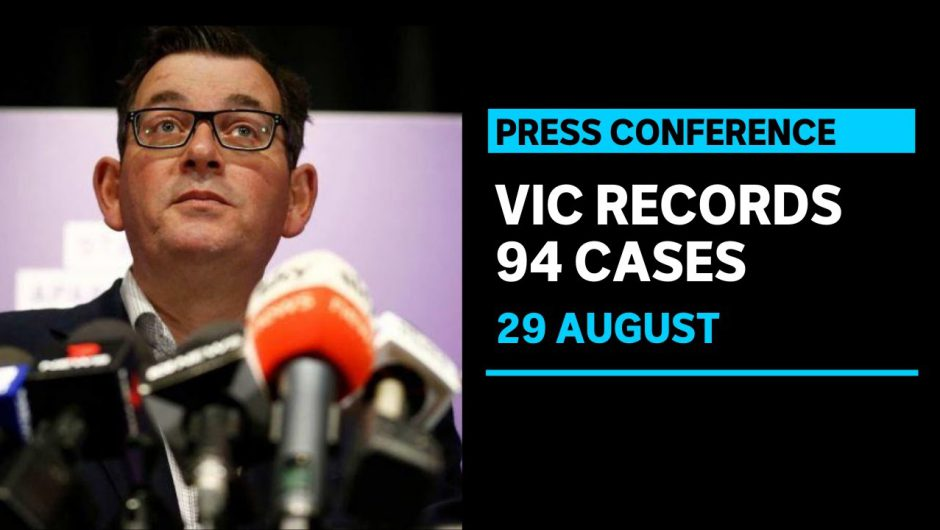 Victoria's new coronavirus case numbers fall below 100, 18 new deaths | ABC News