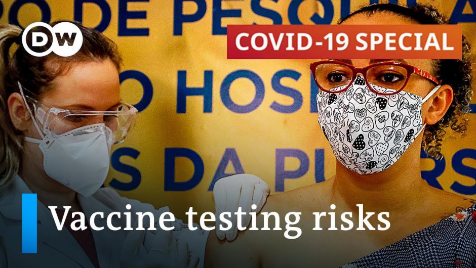 Are vaccine developers stretching medical ethics? | COVID-19 Special