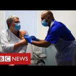 "Vaccinations could begin ""by start of December"" if approved  – BBC News"
