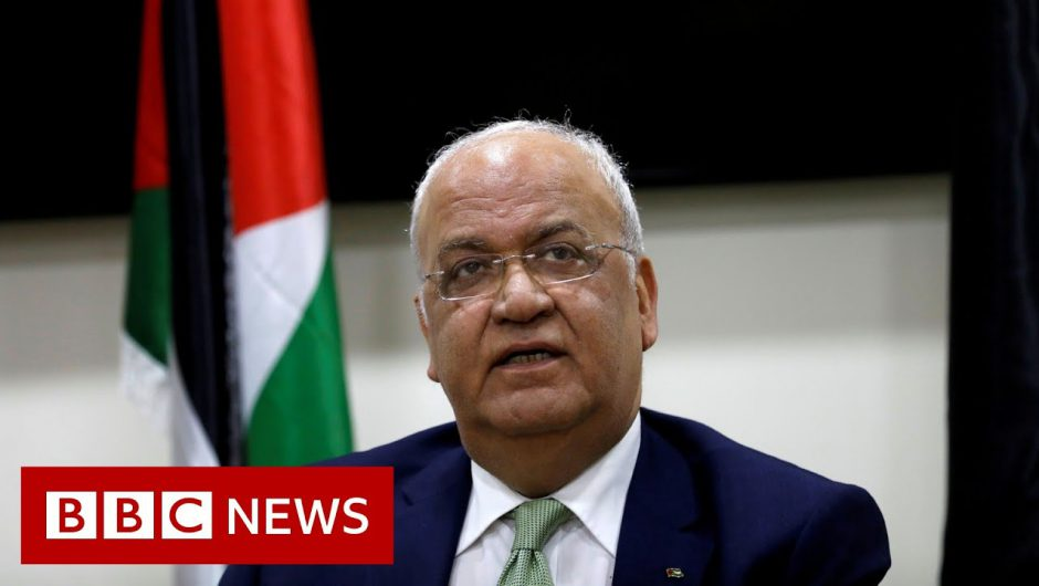 Saeb Erekat: Key Palestinian negotiator dies of Covid-19 – BBC News
