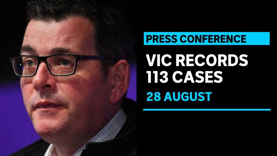 Victoria records 113 new cases of coronavirus and another 12 deaths | ABC News