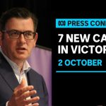 Victoria records seven new cases, two deaths from COVID-19 | ABC News