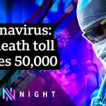 How has the UK reached 50,000 coronavirus deaths? – BBC Newsnight