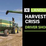 COVID-19 border restrictions spark grain harvest crisis with shortage of drivers | ABC News