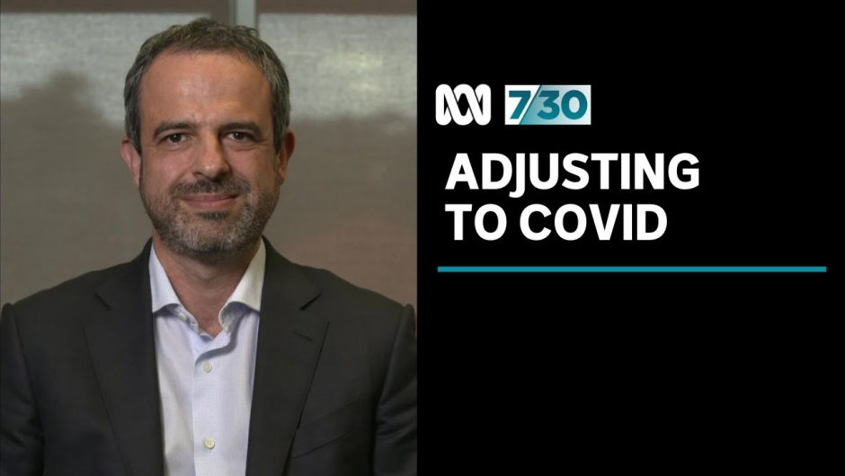 Get used to living with COVID-19, AMA warns | 7.30