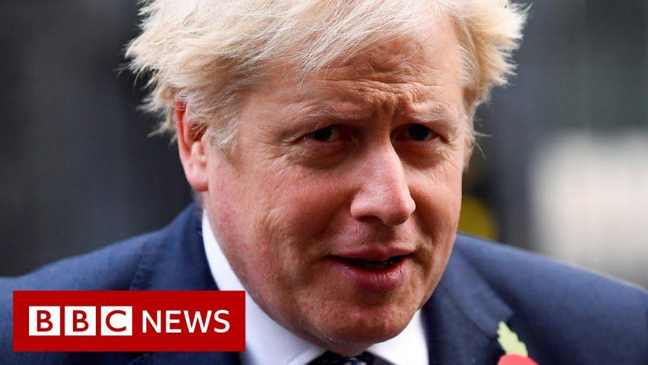 Covid 19: Boris Johnson feeling 'great' as self-isolation begins – BBC News