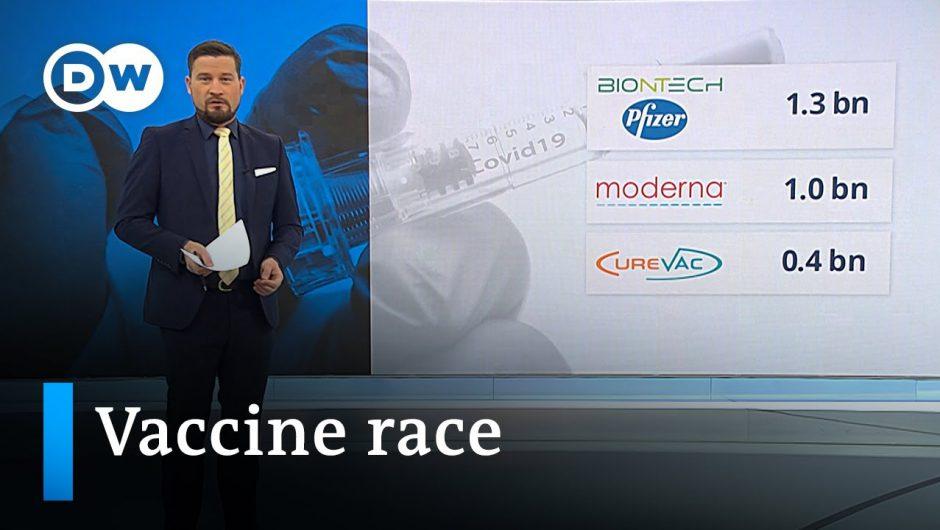Vaccine Update: Who's leading in creating an effective coronavirus vaccine? | DW News