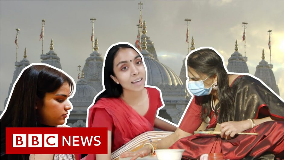 Diwali with a difference under Covid-19 – BBC News