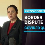 Qld coronavirus: Cross-border row erupts over Palaszczuk's 'our people' hospitals comment | ABC News