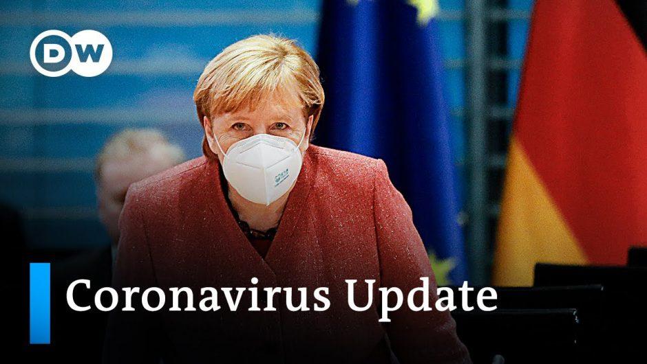 Coronavirus Update: Germany to announce tighter coronavirus restrictions | DW News