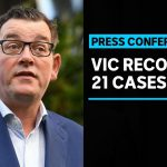#LIVE: Victoria records 21 new infections and 7 further COVID-19 deaths | ABC News