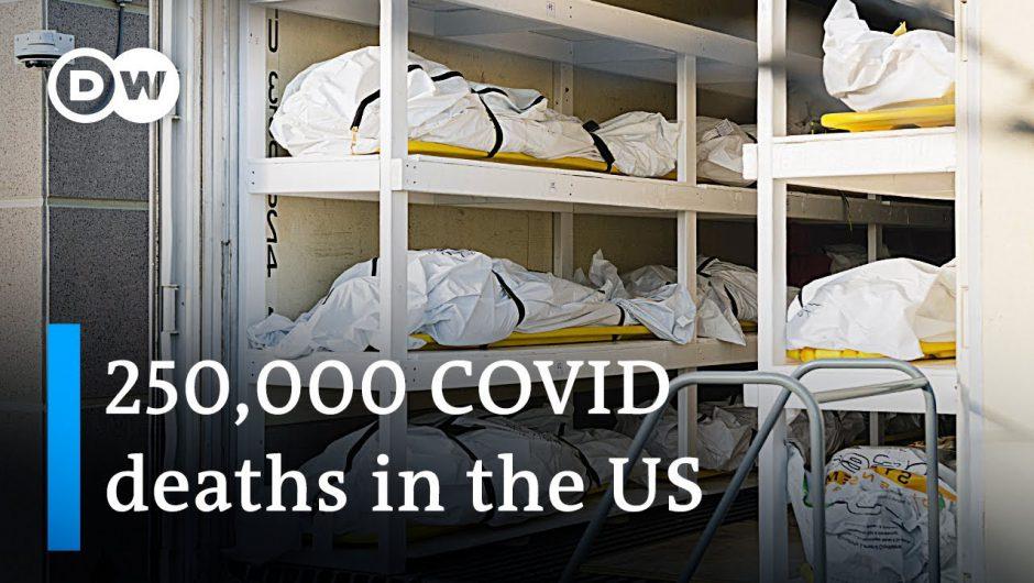 Coronavirus Update: US death toll passes next grim milestone | DW News