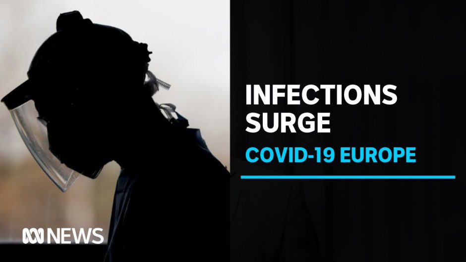 Growing concern for Europe as global COVID-19 infections pass 30 million | ABC News