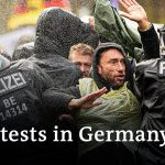 Protesters in Germany demand revocation of all coronavirus restrictions | DW News