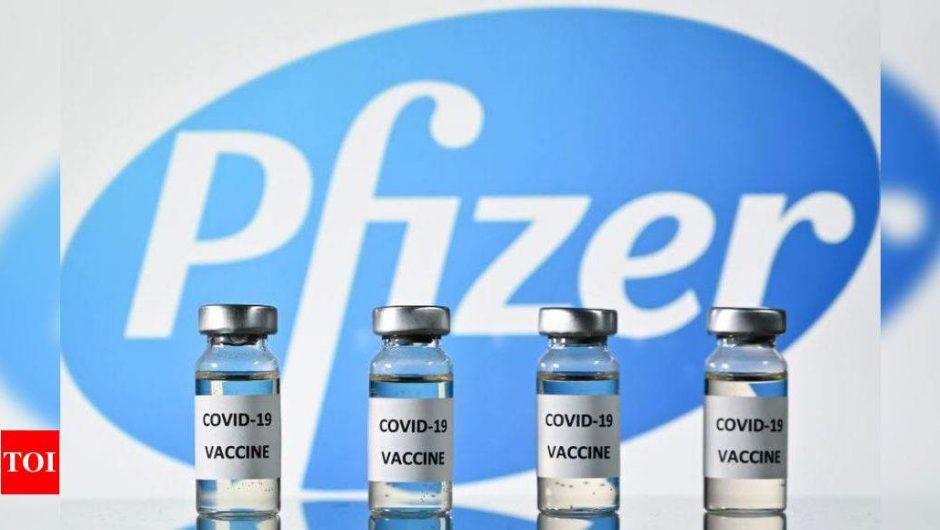 Pfizer files Covid-19 vaccine application to US FDA