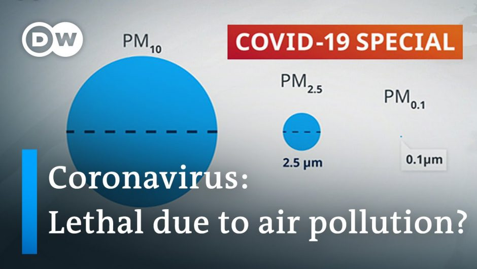 How much does air pollution amplify COVID-19 severeness? | COVID-19 Special