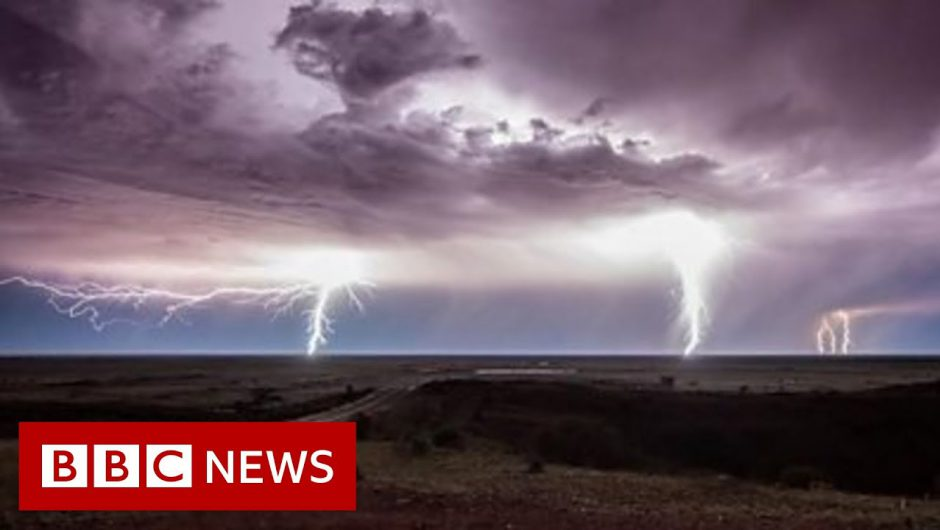 Australia drought: Capturing spectacular storms in the outback – BBC News